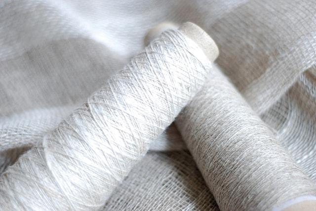 布、糸、繊維のイメージ